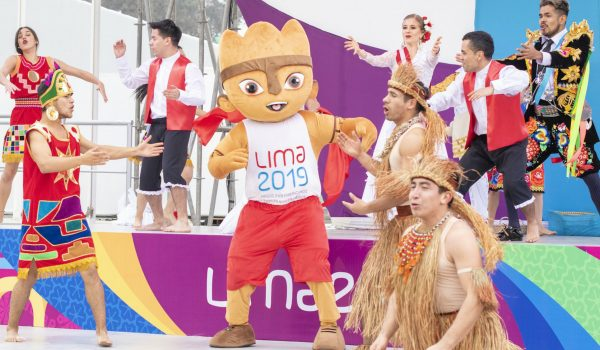 Opening Ceremony Team Cayman Pan American Games Lima 2019